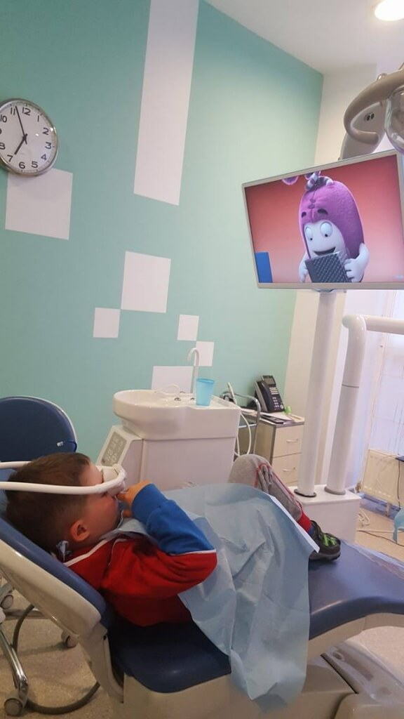 children's dental dentistry
