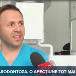 tratament parodontoza cluj