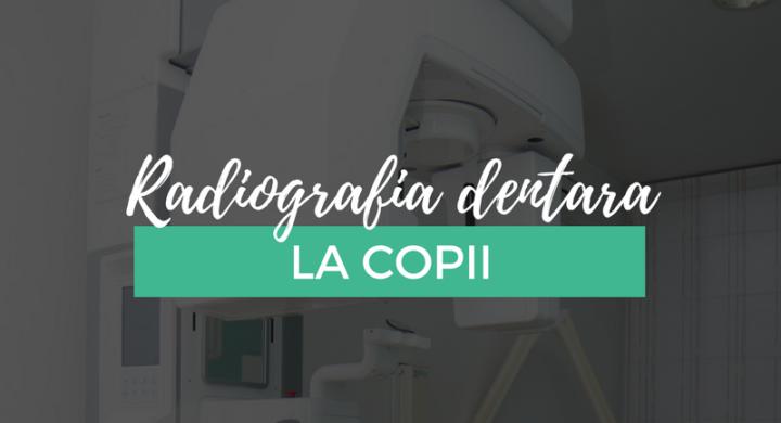 radiografie dentara 3D la copii in Cluj