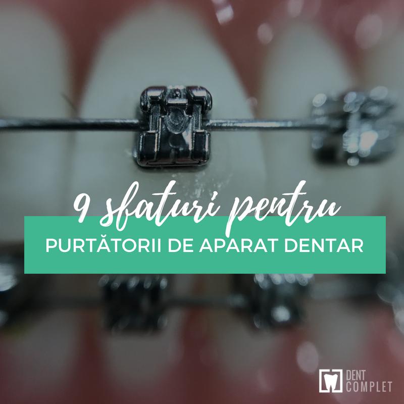 aparat dentar cluj