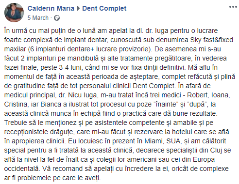 review-clinica-implant-stomatologica-cluj